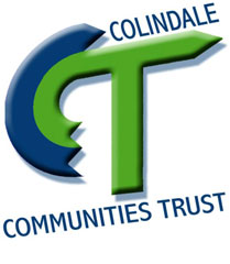 The Colindale Communities Trust Logo