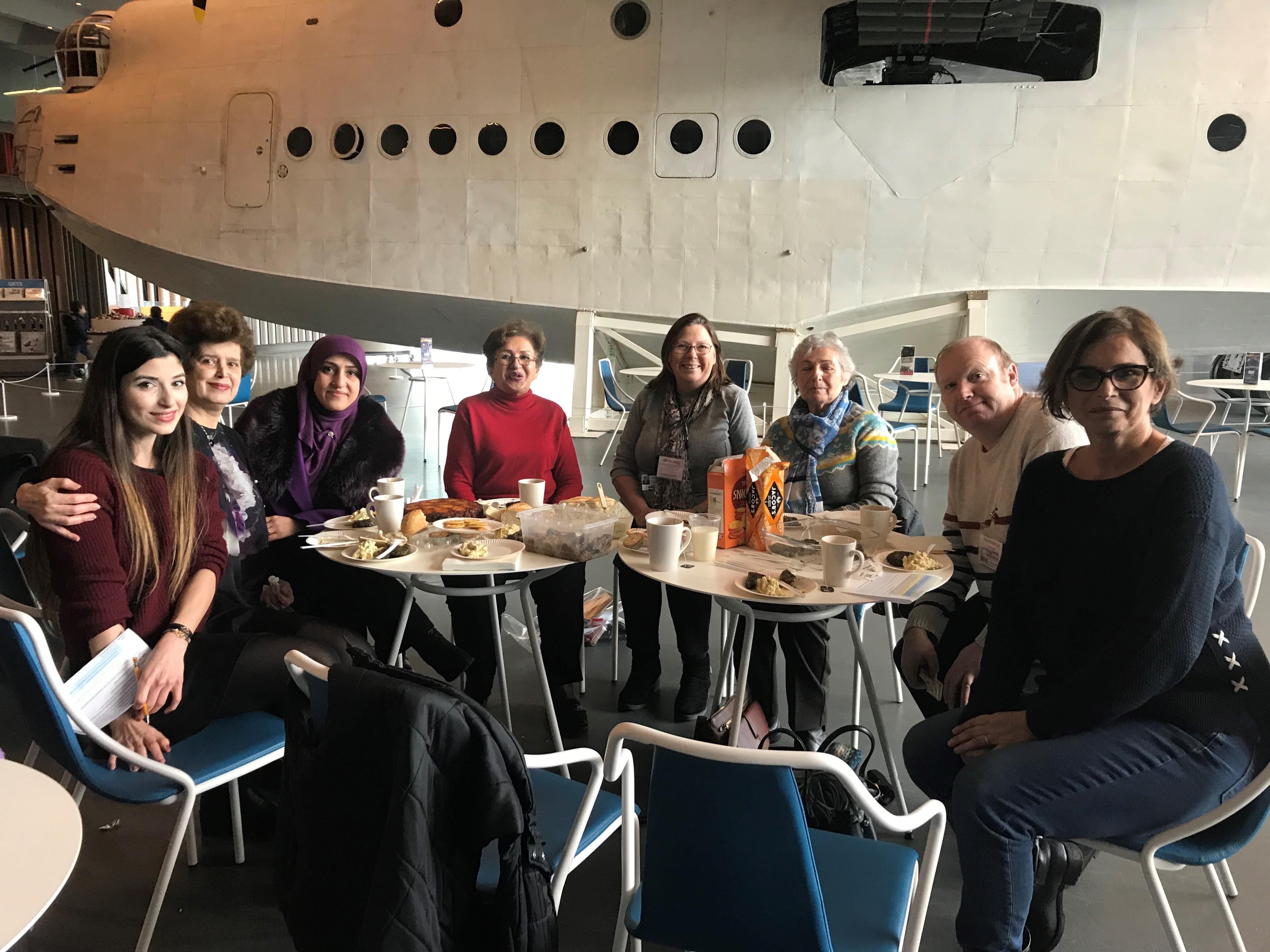 ESOL Conversation Cafe
