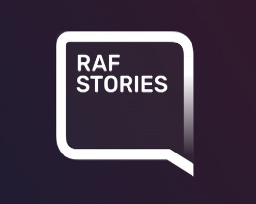 Students embark on RAF Stories mission!