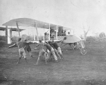 The Use of Flight in the African Campaigns of World War 1