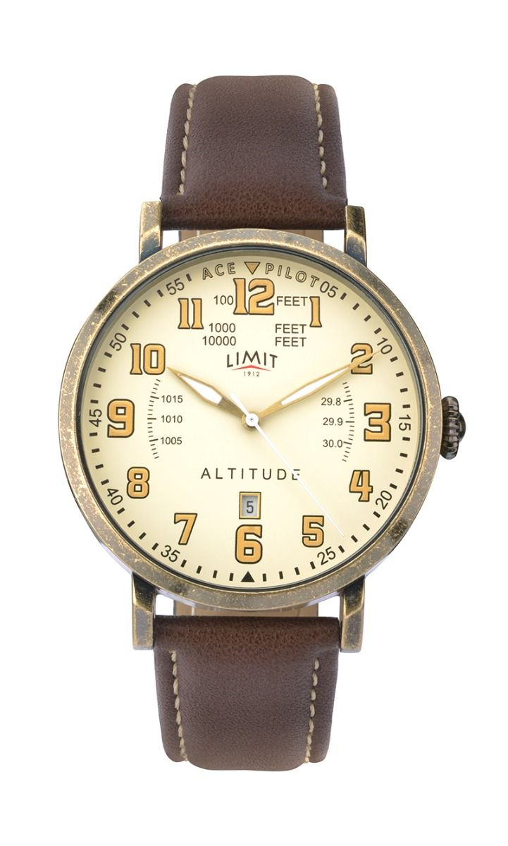 Spitfire ACE Pilot Watch