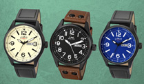Pilot Watches Competition - Winners