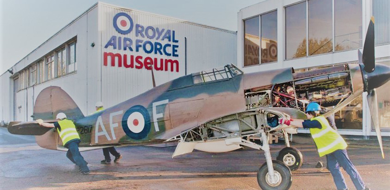 Job Vacancies | Policy & Performance | About us | RAF Museum
