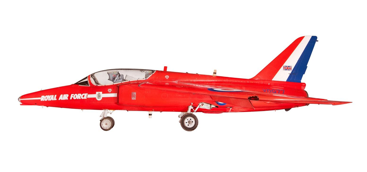 Hawker Siddeley Gnat T1