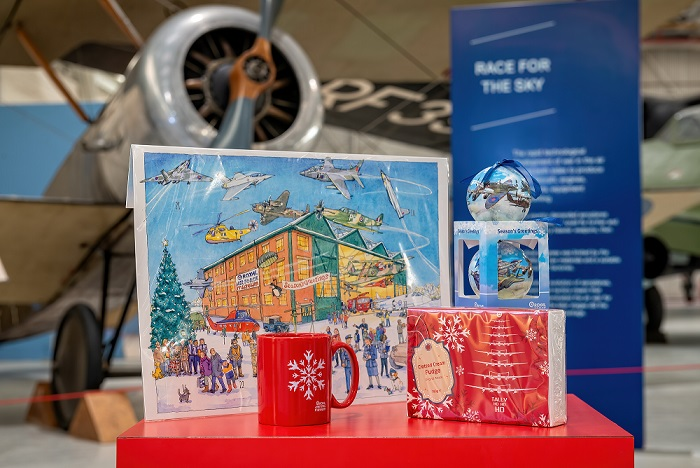 Add an RAF Museum gift to your adoption