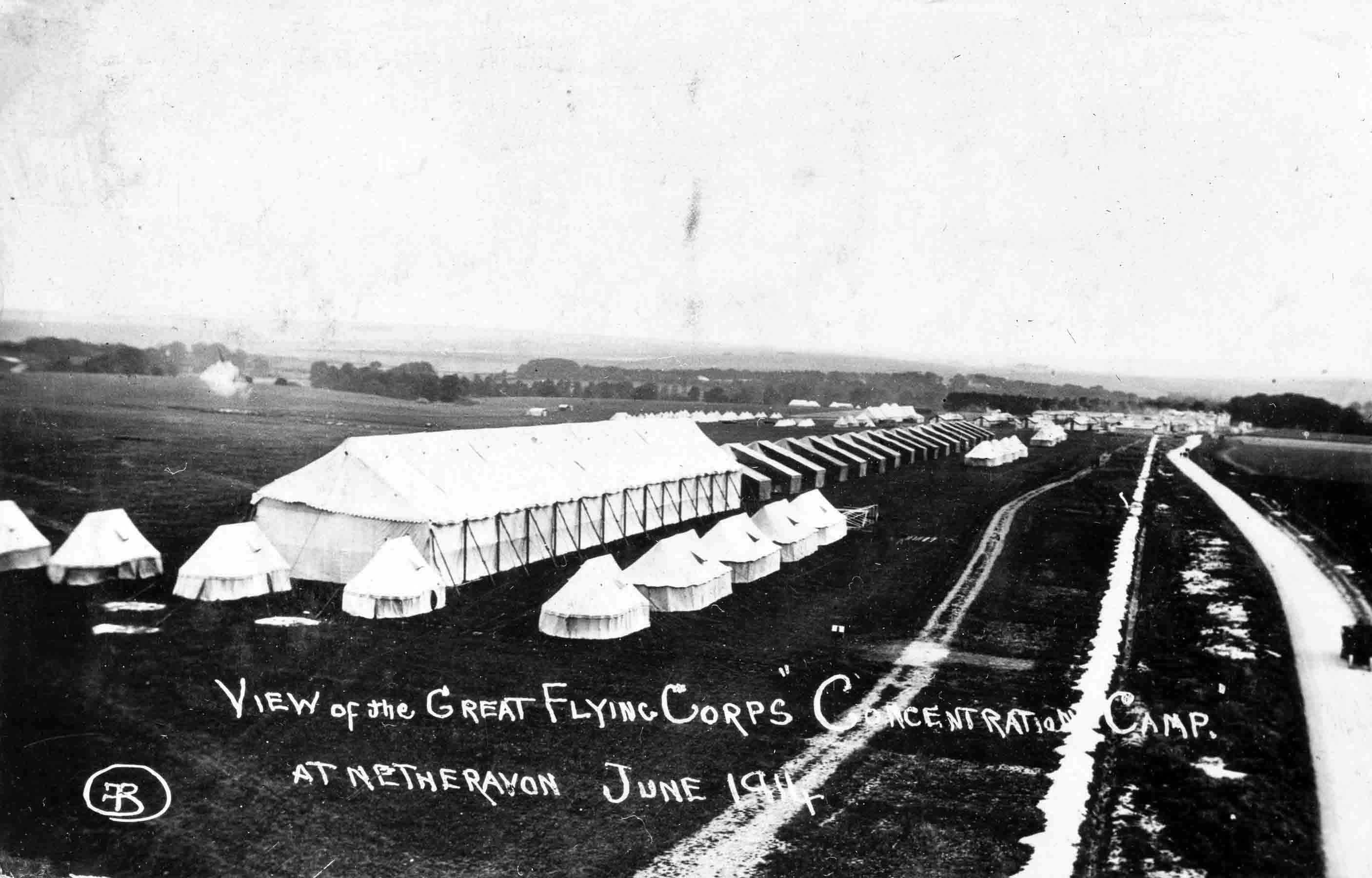 Preparing for War: The RFC's Concentration Camp