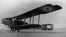 Handley Page 0/100, Amberkoj, 7 June 1917