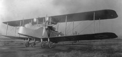 Hyderabad prototype J6994, RAF Martlesham Heath, 1924