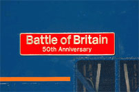 Battle of Britain 50th Anniversary