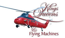 Kings, Queens & Flying Machines