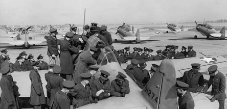 Second World War Flying Training