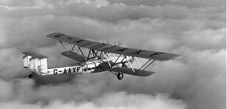 Handley Page 42 of Imperial Airways, 1932