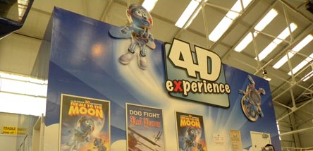Cosford 4D Experience