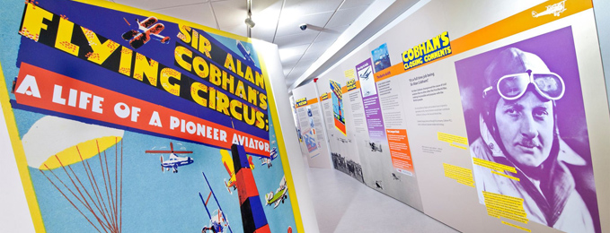 Exhibition - Sir Alan Cobham's Flying Circus