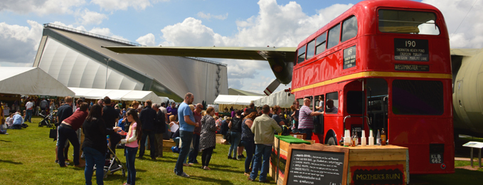 Cosford Food Festival 23 - 24 July 2016