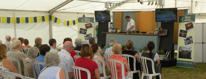 The Cosford Food Festival