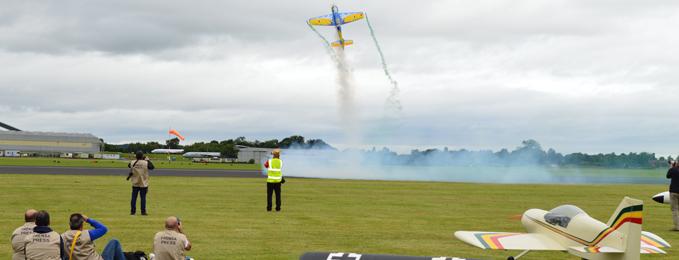 Large Model Flying