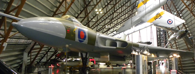 Sign up to the Cosford E-Newsletter