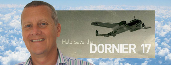 Read our latest Blog entry about the Dornier
