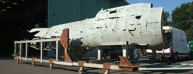 Dornier Do 17 - latest news on progress