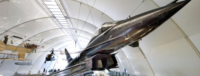 The DA2 Typhoon in Milestones of Flight London