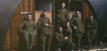 Non-commissioned officers of the Royal Flying Corps