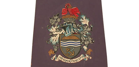 Central Flying School Crest