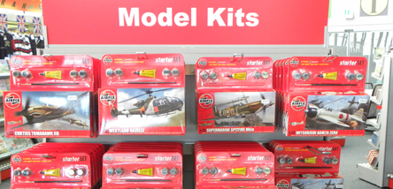 Purchase Airfix models