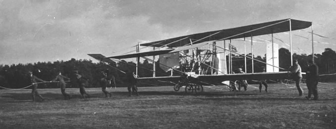 Samuel Cody's British Army Aeroplane No.1