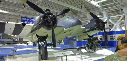 The Beaufighter aircraft - Historic Hangars
