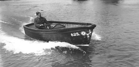 One of the many marine craft photographs in our archives.