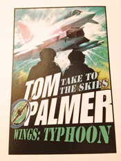 Wings: Typhoon by Tom Palmer