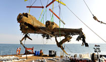Recovering the Dornier Do 17 - 1 year on