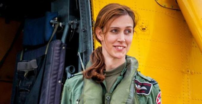Ayla Holdom: RAF Search and Rescue Pilot