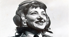 Jackie Moggridge: Air Transport Auxiliary Pilot