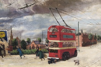 Carel Weight It Happened to Us, 1940.