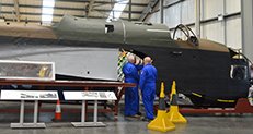 London Volunteers' Day Trip to Cosford