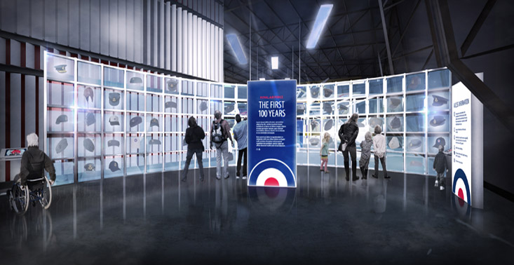 You are invited to meet the RAF on Saturday 30 June when our London site fully re-opens