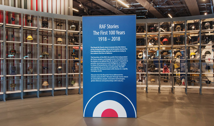 RAF Museum London Transformation Complete