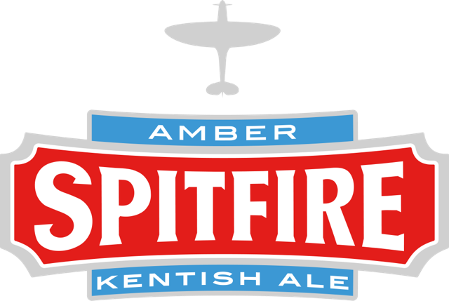The Spitfire Kentish Ale logo