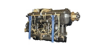 Engine - de Havilland Gipsy Queen 175