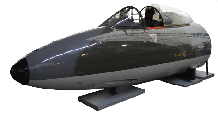 Hawker Hunter F Mk4 (Nose Only)