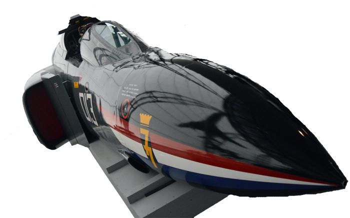 McDonnell Douglas Phantom FG1 (Nose Only)