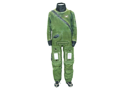 Group Captain Bob Iveson's Mk 10 Immersion Suit