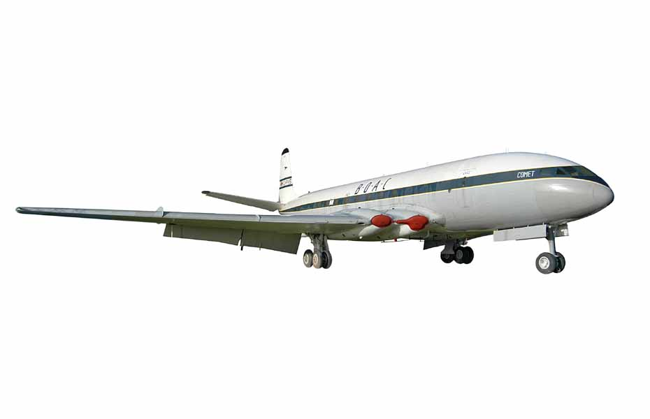 de Havilland Comet 1XB