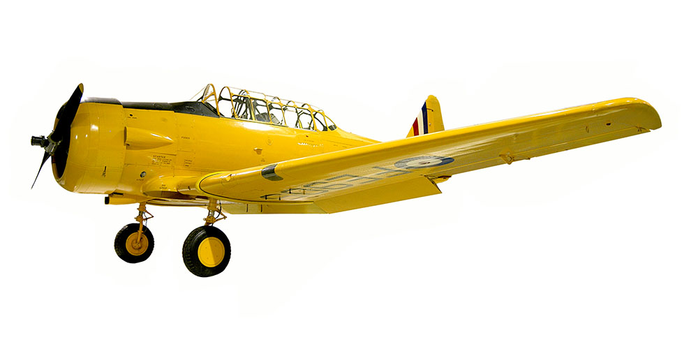 North American Harvard IIB