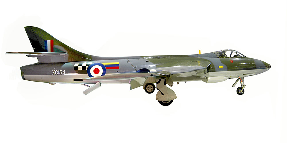 Hawker Hunter FGA9