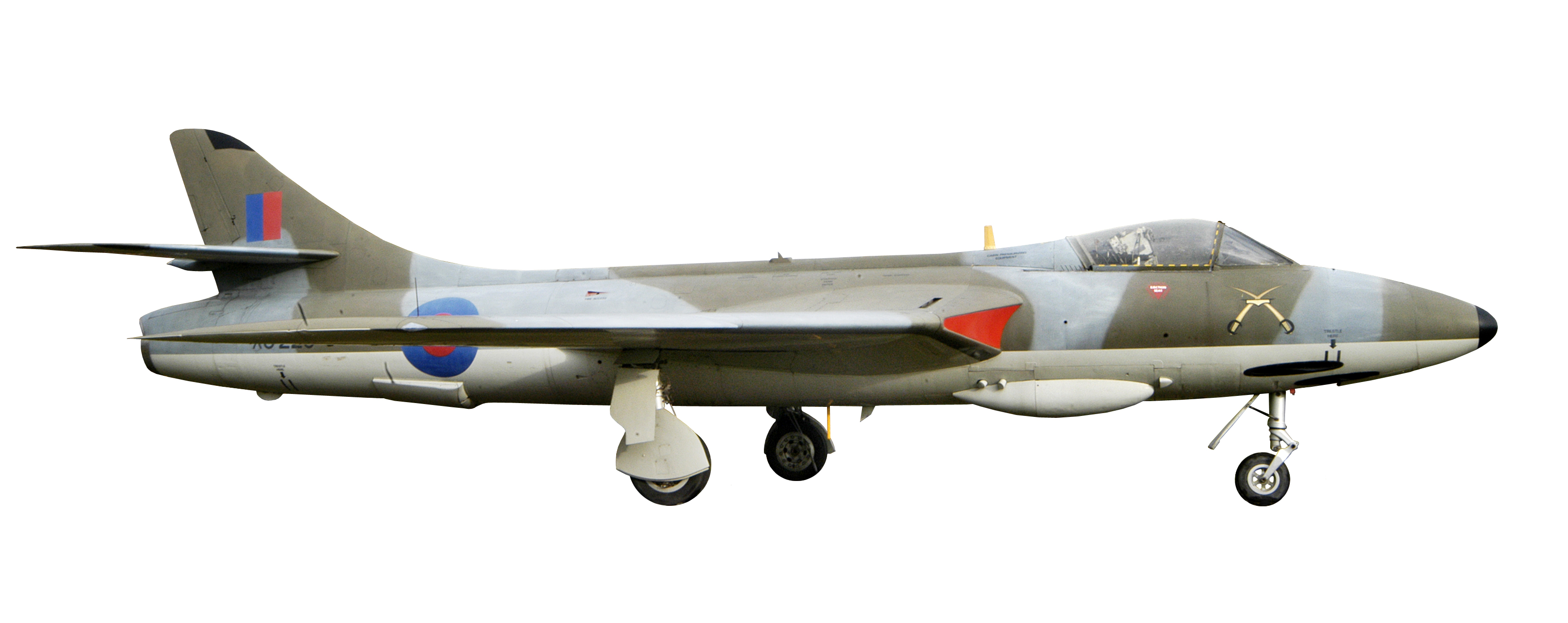 Hawker Siddeley Hunter F6A