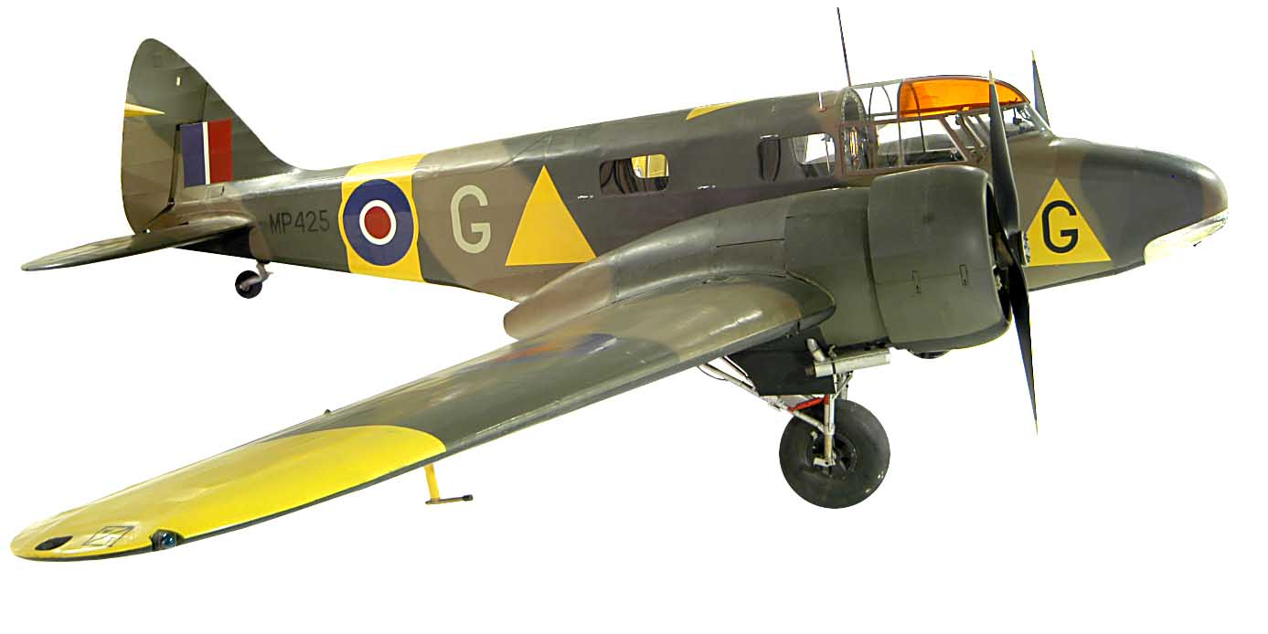 Airspeed Oxford 1