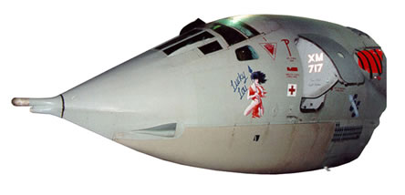 Handley Page Victor K2 (Nose Section)